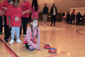 Primary Panathlon Challenge, Nechells Community Sports Centre, Birmingham, Britain