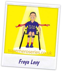 EDSH Freya Levy b