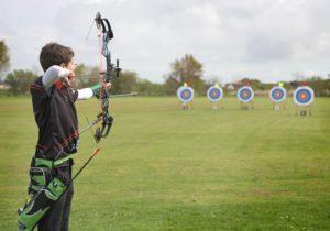 Finlay Clark archery