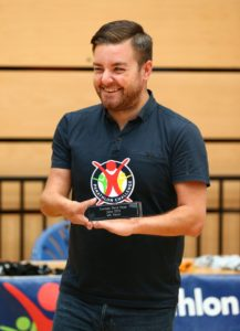 Panathlon patron Alex Brooker