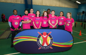 Panathlon Challenge West London Final (Cup & Plate) - St. Mary's University College - London - 27/03/2018 - Licensed to Panathlon for all PR use. © Andrew Fosker / Seconds Left Images 2018