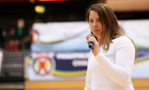 Panathlon Ambassador Liz Johnson