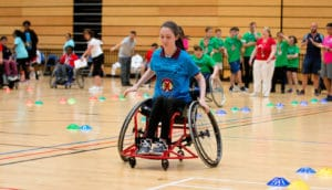 Panathlon Challenge - London Final - Copper Box Arena - London - 15/06/2017 - Licensed to Panathlon for all PR use. © Andrew Fosker / Seconds Left Images 2017