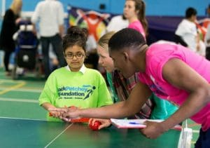 Panathlon Challenge West Final (Cup & Plate) - St. Mary's University College - Twickenham - London - 21/03/2016 - Licensed to Panathlon for all PR use. © Andrew Fosker / Seconds Left Images 2016