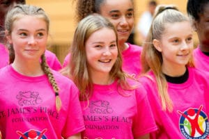 Panathlon Challenge - London Primary Final - Olympic Copper Box Arena - London - UK - 05/07/2017 - Licensed to Panathlon for all PR use. © Andrew Fosker / Seconds Left Images 2017