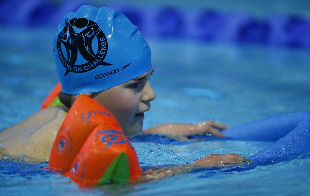 Panathlon swimming